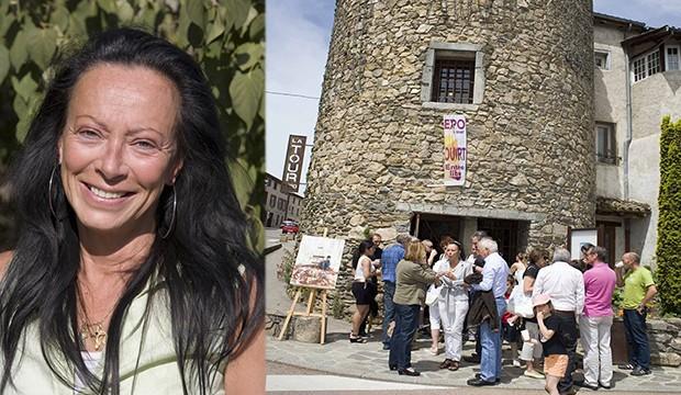Laurie, artiste peintre